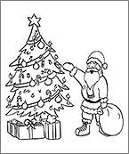 Ausmalbilder Zur Weihnachtszeit Malvorlagen Weihnachten De