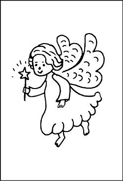 ausmalbilder kostenlos weihnachten engel | kinder ausmalbilder