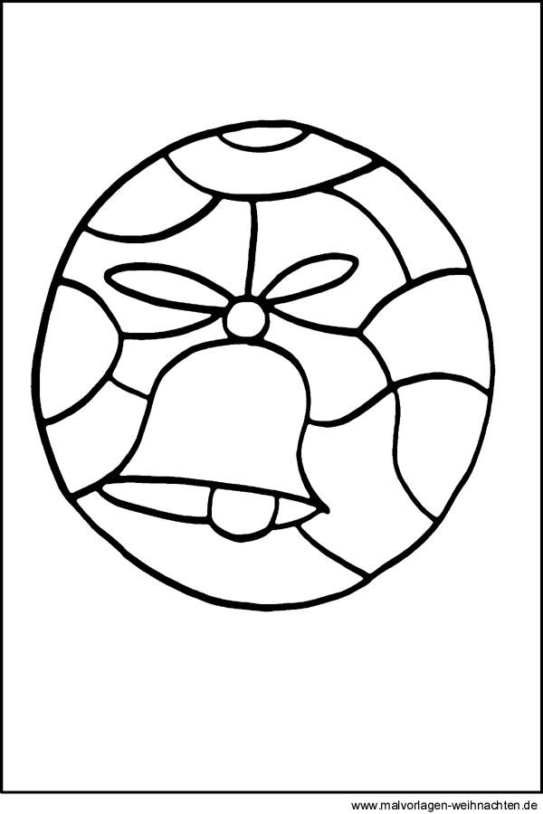 window color bild glocke  kostenloses fensterbild zum