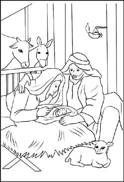 ausmalbilder weihnachten din a4
